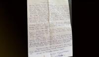 FETÖ savcısından pişmanlık mektubu