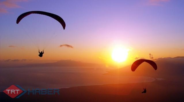 Rus Turist Paraşüt Kazasında Öldü