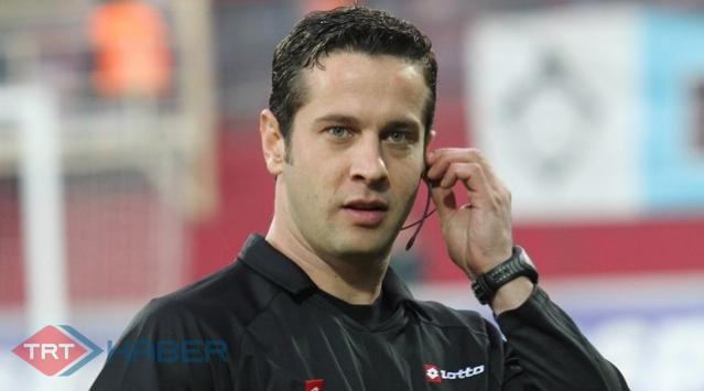 Bulgaristan-Avusturya Maçını Özkahya Yönetecek