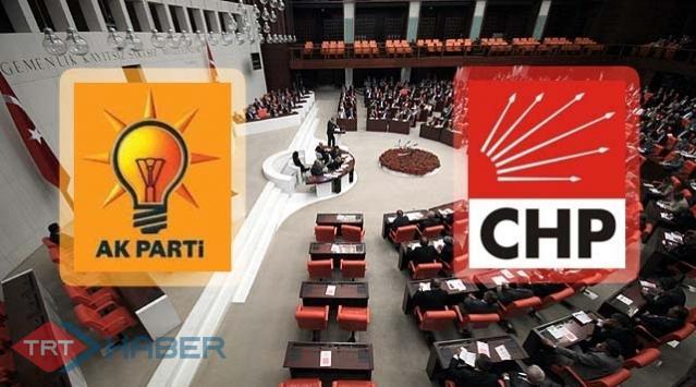 İki Parti Uzlaşma Komisyonu Üyelerini Belirledi