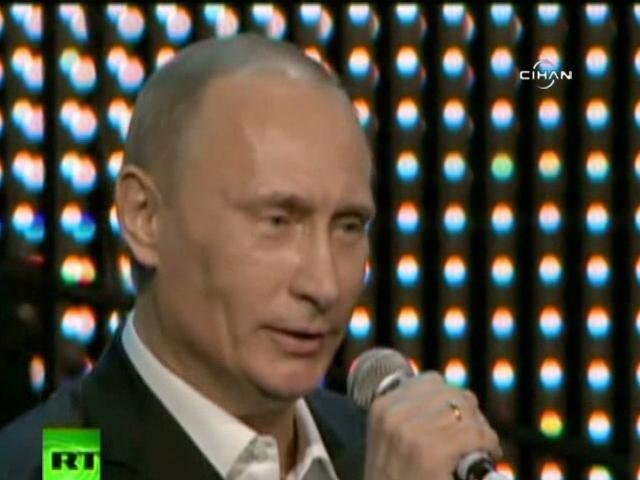 Putinin Remix Klibi Büyük İlgi Çekiyor