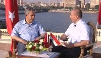 Arınç, Ortadoğu'da Yaşananları TRT'ye Değerlendirdi...