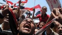 Kahire'de Gerginlik