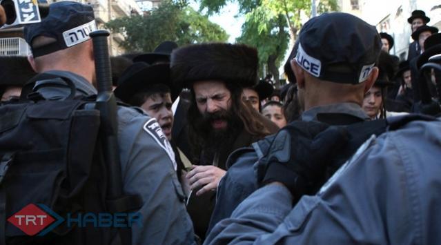"""İsrailde """"Açık Otopark"""" Gerginliği"""