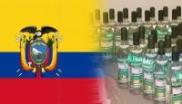 Bu Sefer de Ekvador'da Can Aldı...
