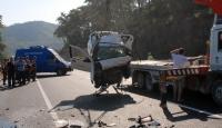 Muğla'da Korkunç Kaza: 3 Ölü 2 Yaralı