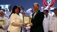 TRT'ye Sağlık Ödülü