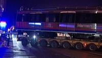 Marmaray'ın İlk Vagonları Geldi