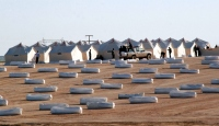 Suriyeliler için Çadırkent Kuruluyor