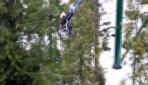 Felçli Kızın Bungee Jumping Rüyası Gerçek Oldu