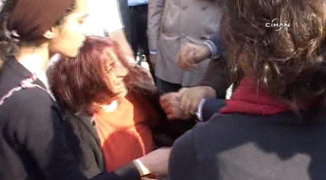 BDP Nevruzunda Bir Annenin Feryadı