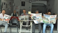 Geçen yıl gazete ve dergilerin sayısı 2014e göre azaldı