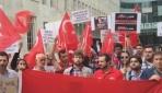 Türk Öğrenci Birliği BBCyi protesto etti