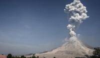 Sakurajima Yanardağı kül pürsürtmeye başladı