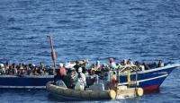 3 binden fazla sığınmacı Akdenizde hayatını kaybetti