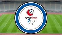Spor Toto 2. Lig fikstürü