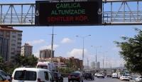 Şehitler Köprüsünün ismi yol panolarına yansıdı