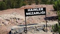 Darbeciler Hainler Mezarlığına gömülüyor