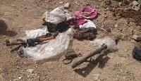 Nusaybinde silah ve mühimmat ele geçirildi