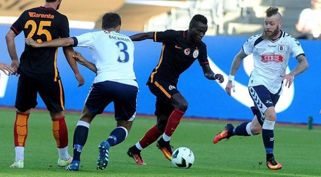 Galatasaraydan hazırlık maçında 3 gol