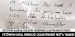 FETÖ'nün hayal kırıklığı cezaevindeki 'not'a yansıdı