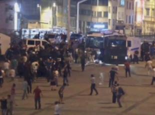 Taksim Meydanında darbe girişimine dair MOBESE görüntüleri ortaya çıktı