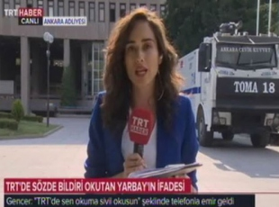 TRTde sözde darbe bildirisini okutan Yarbay Gençerin ifadesi