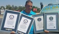 Cem Karabay, Guinness sertifikasını aldı