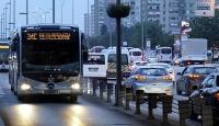 İstanbulda ücretsiz toplu taşıma süresi uzatıldı
