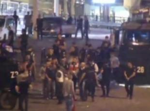 Darbe girişimi gecesi Taksimde yaşananlar