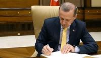 Cumhurbaşkanı Erdoğan 9 kanunu onayladı