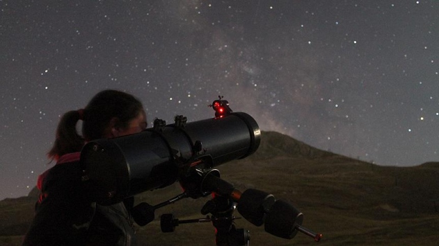 19. Ulusal Gökyüzü Gözlem Şenliği bugün başlıyor