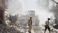 Halepte kuşatmayı durdurun çağrısı