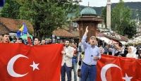 Saraybosna demokrasi nöbeti tutacak