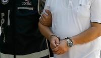 Eski Isparta Güvenlik Şube Müdürü Özmen tutuklandı