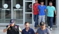 Marmariste yakalanan darbeci askerlerden 2si tutuklandı