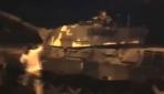Vatandaşlar Vatan Caddesi'ndeki tankları kovaladı