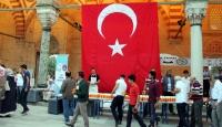 Selimiye Camisinde 15 Temmuz şehitleri için dua edildi