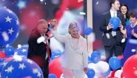 Hillary Clinton tarihe geçti