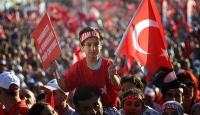 "CHPden İzmirde  ""Cumhuriyet ve Demokrasi Mitingi"""