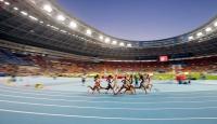 Rioda atlezimde mücadele edecek sporcularımız