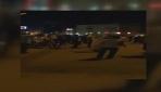 Taksimde darbecilere direnen vatandaşlar