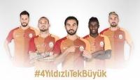 Galatasarayın yeni sezon formaları satışa çıkıyor