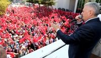Başbakan Yıldırım: Akıncı Üssü kapatılacak