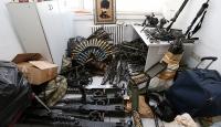 İşte FETÖcü askerlerin darbe girişiminde kullandığı silahlar