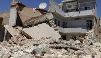 Suriyede yerleşim yerlerine hava saldırıları: 22 ölü, 50 yaralı
