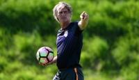 Galatasaray Teknik Direktörü Riekerinkten transfer müjdesi