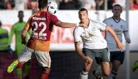 Galatasaray özel karşılaşmayı kaybetti
