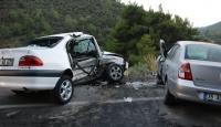 Aydında trafik kazası: 8 yaralı