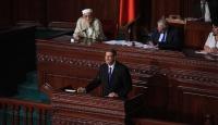 Tunusta Sıyd hükümeti güvenoyu alamadı